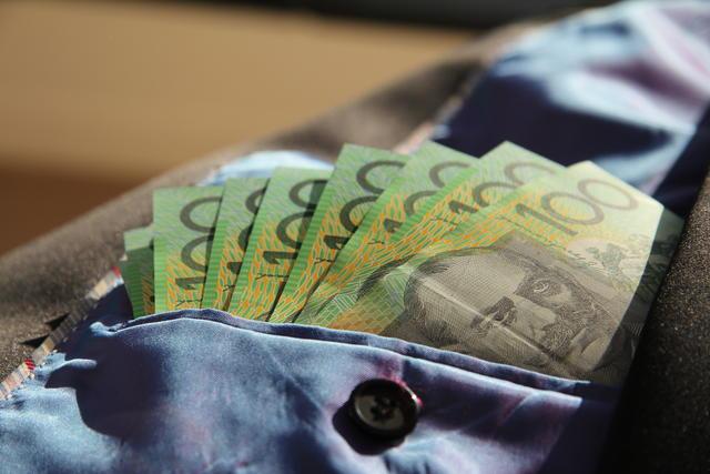 Spoiler: It's cash...