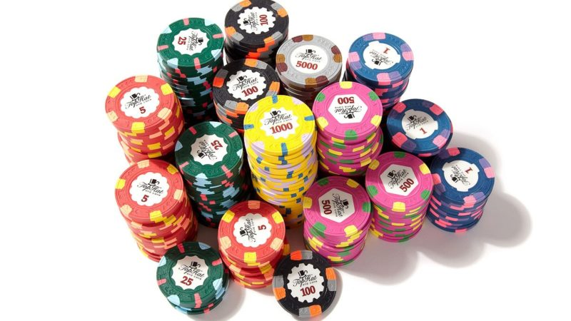 "Going ""All In"""