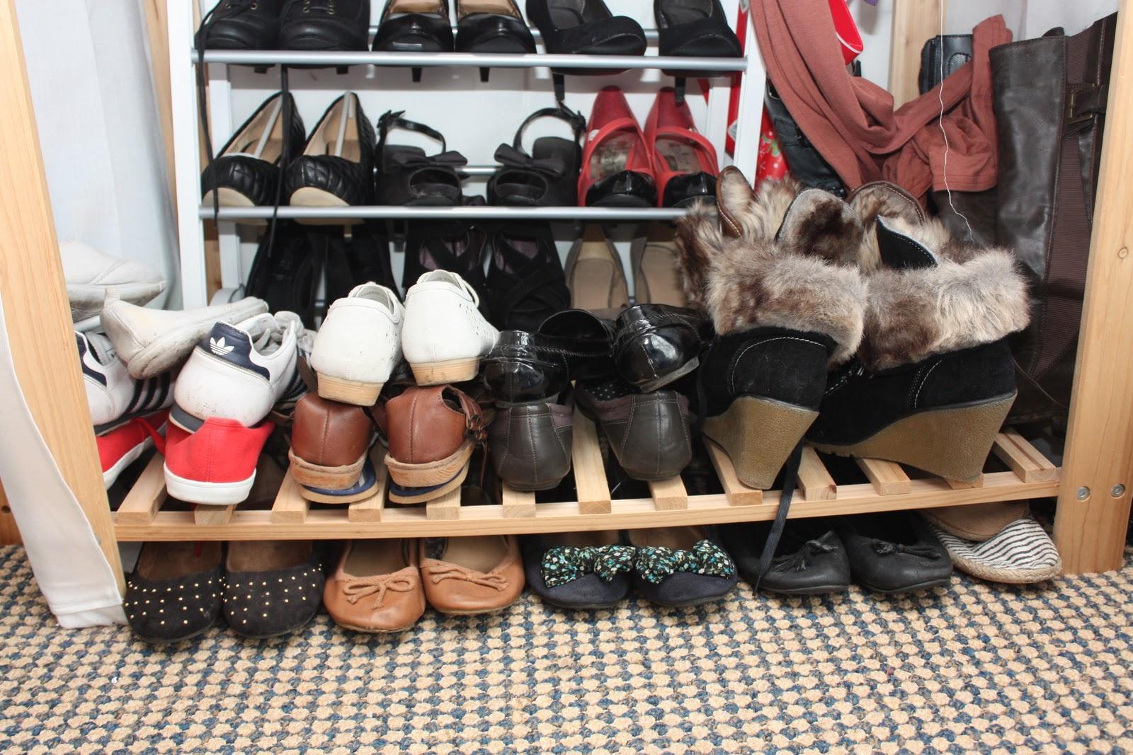 Too Many High Heels