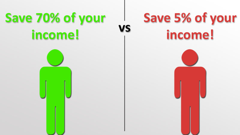 Paying Off Your Mortgage Fast vs What Most People Do