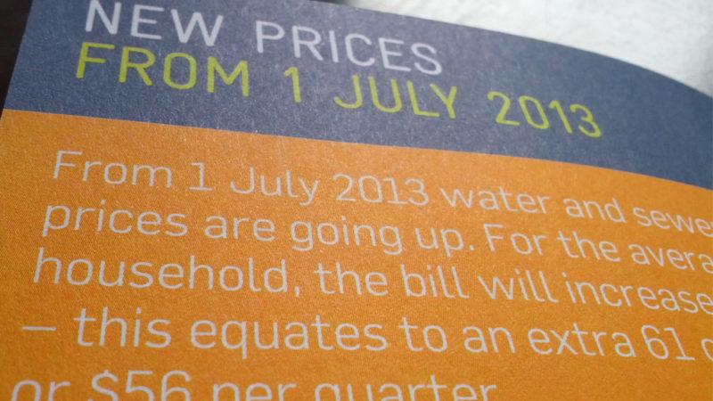Utilities Price Check