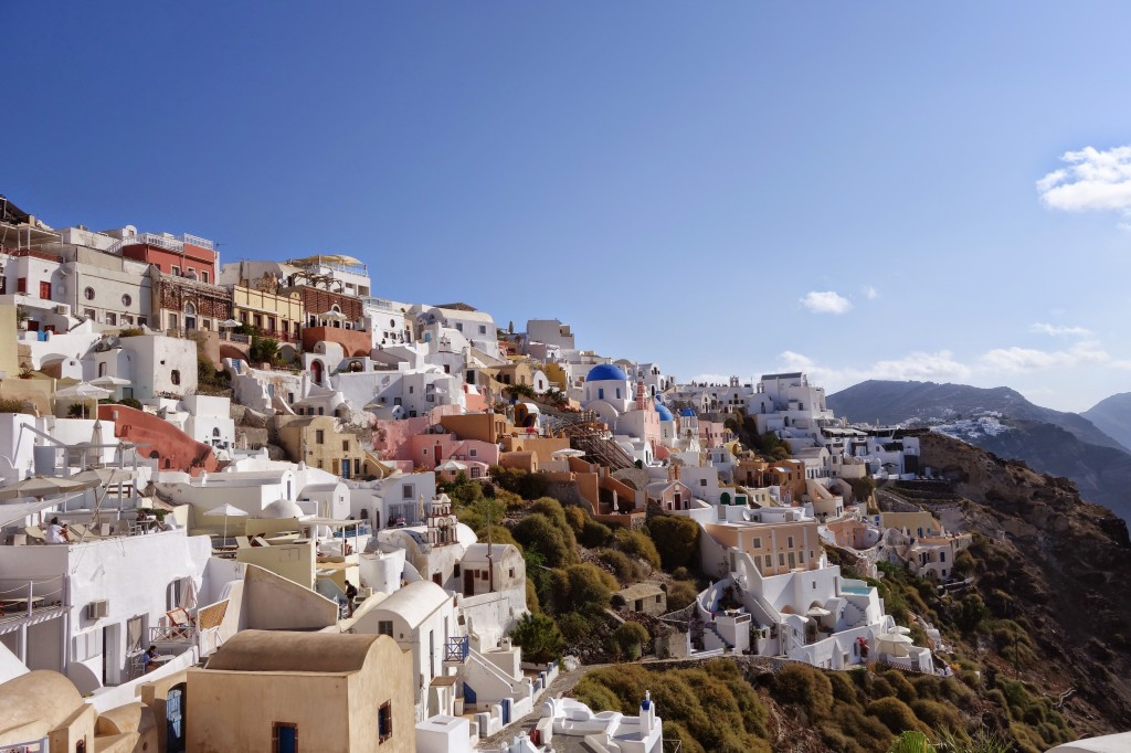 Houses Of Oia